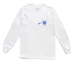 Spoingbat White Long Sleeve T-shirt