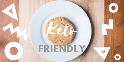 Keto Low-Carb Peanut Butter Cookie