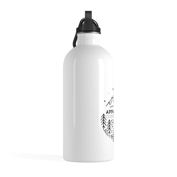 Stainless Steel Logo Water Bottle