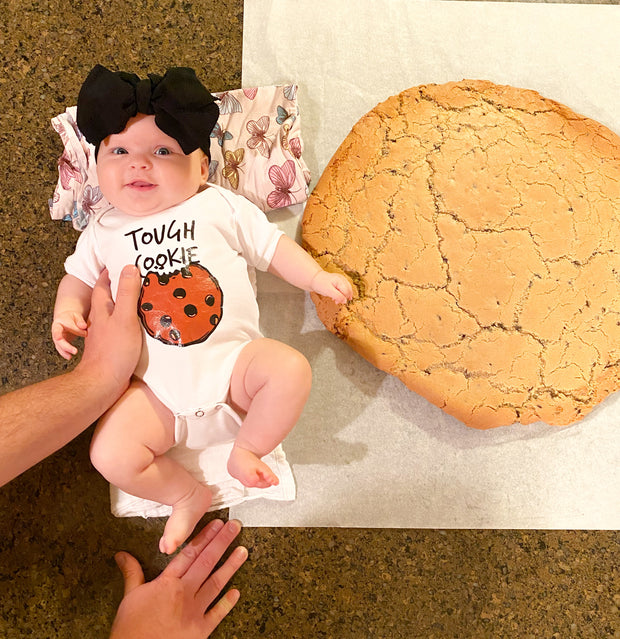 GIANT 6LB Chocolate Chip Cookie