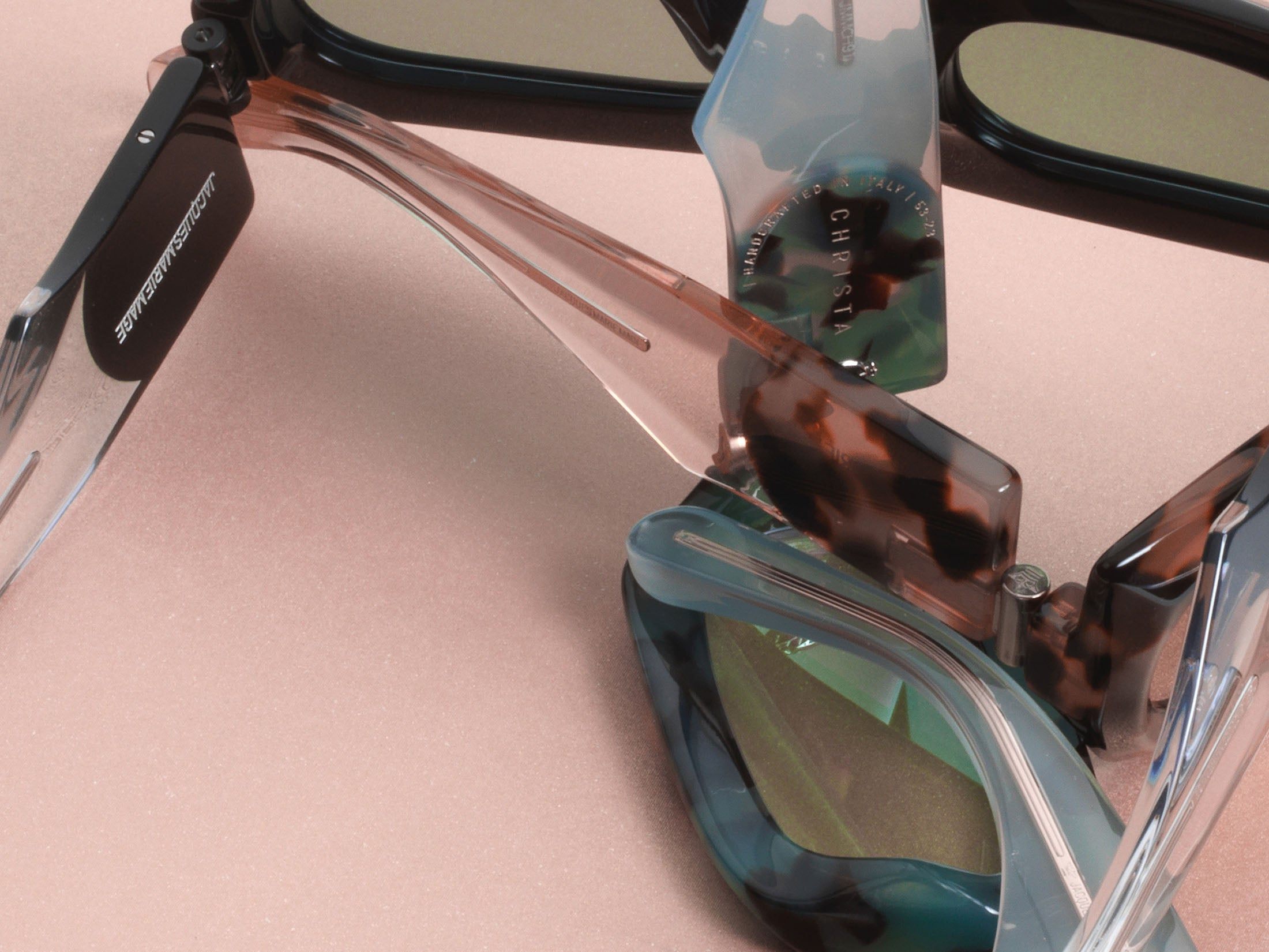 6da57638f5 A special store in Florence for Sunglasses