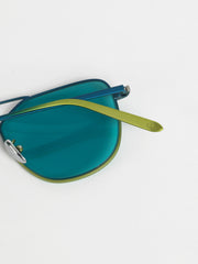 Super for I Visionari / Daze / Turquoise + Lime - I Visionari