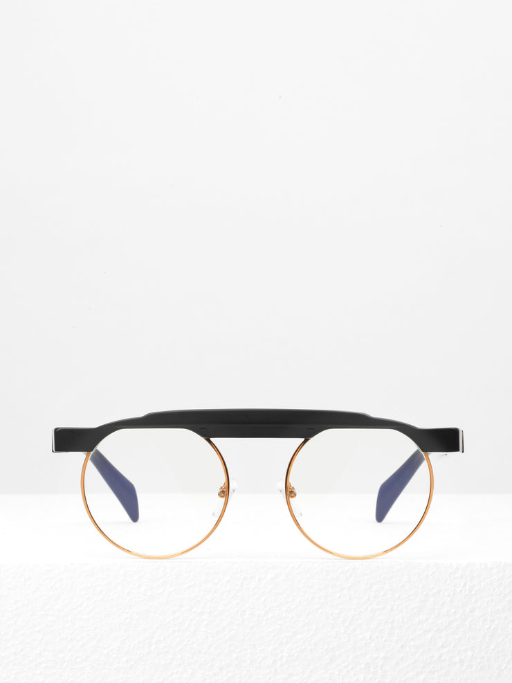 Siens / Eye Code 018 / Matte Black and Copper - I Visionari