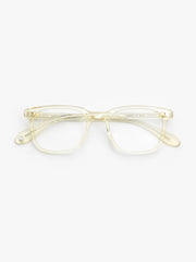 Garrett Leight / Emperor / Pure Glass - I Visionari