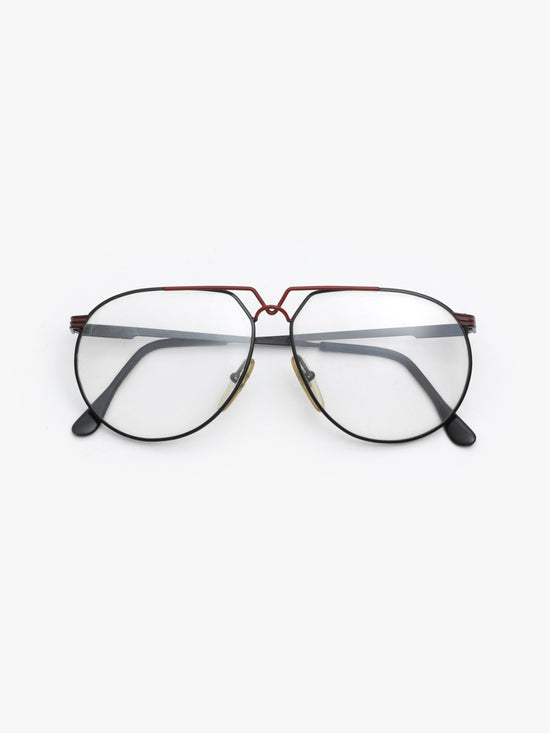 Vintage / Atelier Gabrielli / 105 / Black and Red