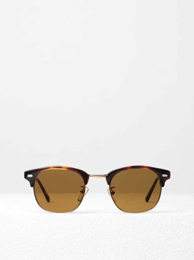 Moscot / Yukel / Burnt Tortoise and Gold - I Visionari