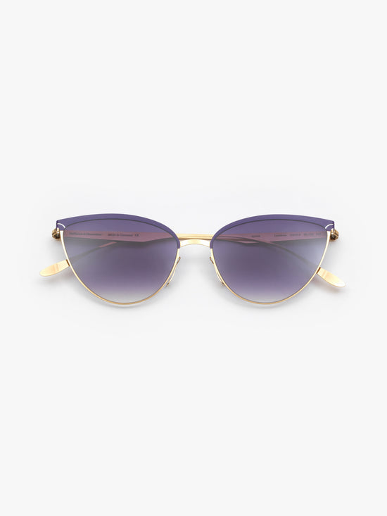 Haffmans & Neumeister / Lavalette / Gold and Royal Purple