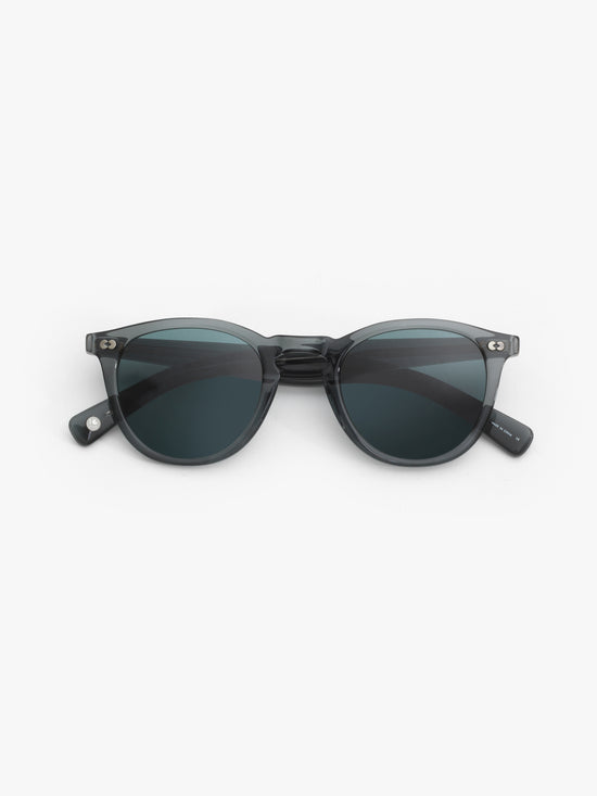 Garrett Leight / Hampton X / Sea Grey