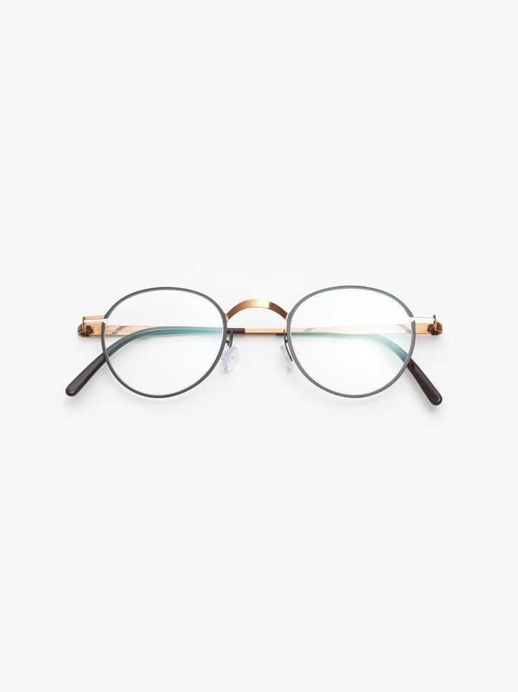 Haffmans & Neumeister / Inglewood / Rose Gold and Brown - I Visionari