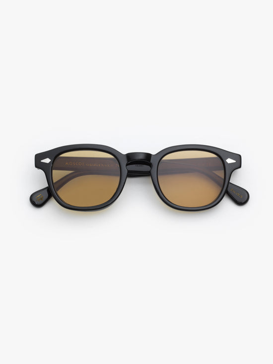 Moscot / Lemtosh / Black With Amber - I Visionari