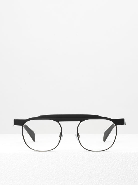 Siens / Eye Code 019 / Matte Black