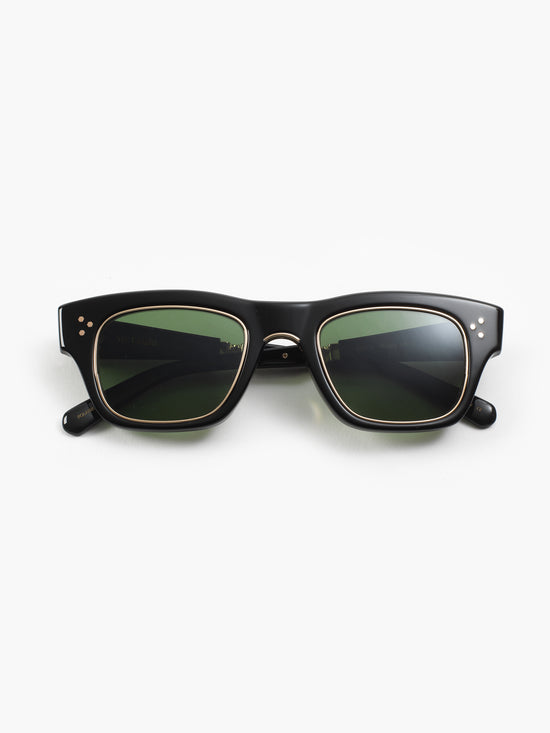 Mr. Leight / Go S / Black 12k White Gold - I Visionari