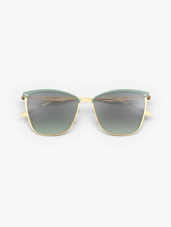 Haffmans & Neumeister / Corona / Gold and Sage Green