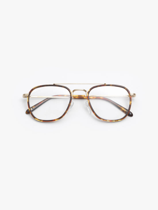 Moscot / Macher / Tortoise Gold