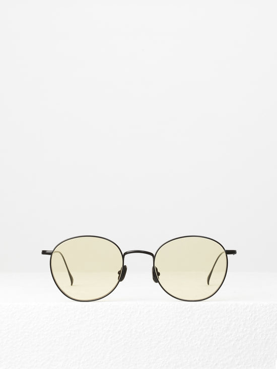 Waiting for the Sun / Louie / Matte Black with Yellow - I Visionari