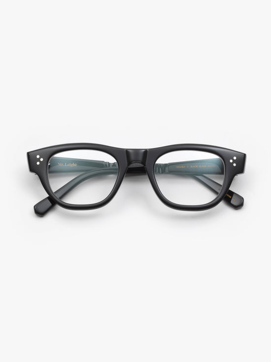 Mr. Leight / Waimea C / Black Glass