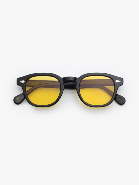 Moscot / Lemtosh / Black With Mellow Yellow - I Visionari