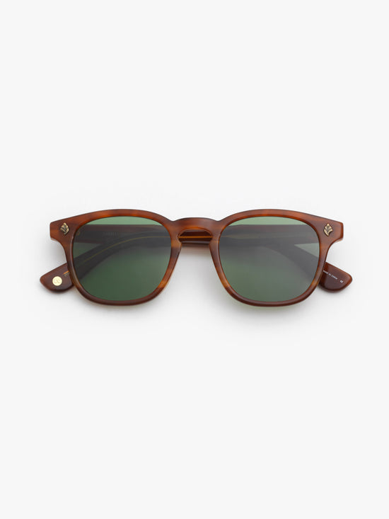 Garrett Leight / Ace / Honey Amber Tortoise - I Visionari