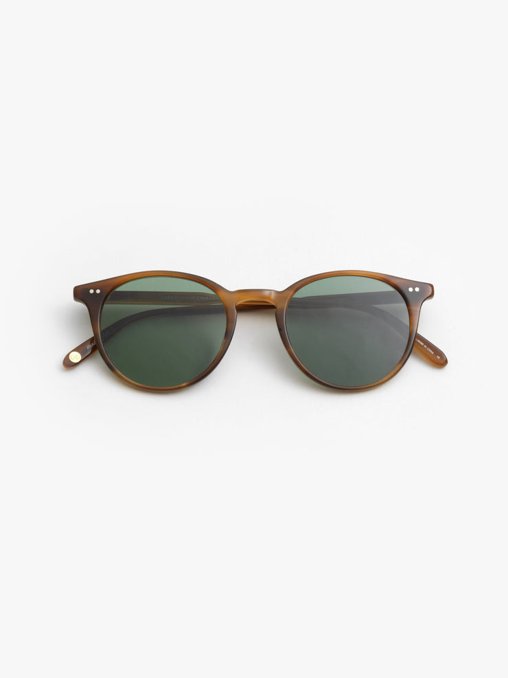 Garrett Leight / Clune / True Demi With Semi Flat Pure G15 - I Visionari
