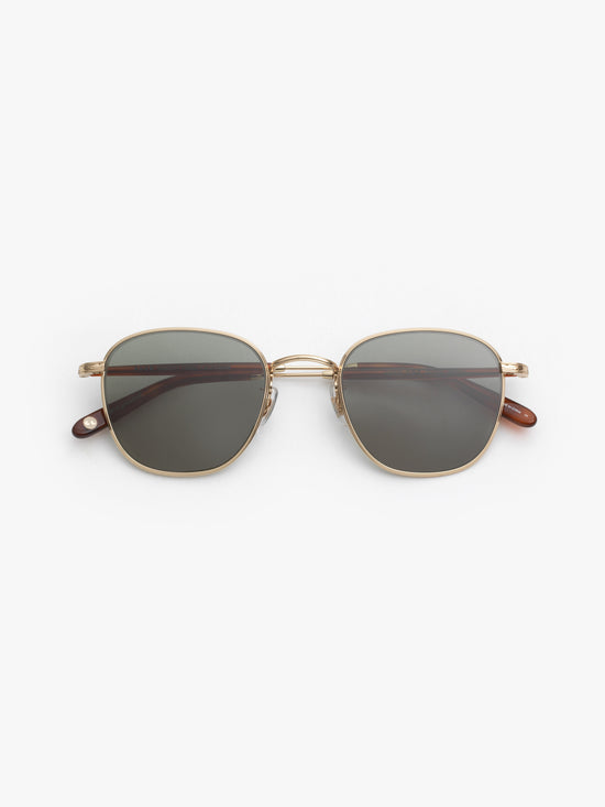 Garrett Leight / World / Gold Dark Honey - I Visionari