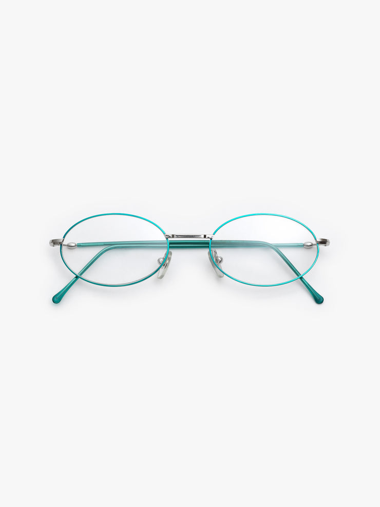 Vintage / Vision Italy / 061 / Emerald Green Metallic