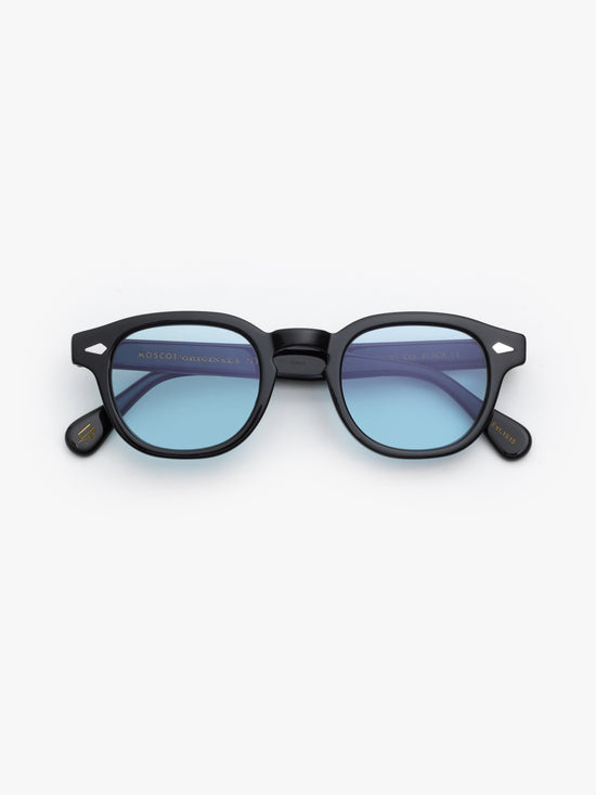 Moscot / Lemtosh / Black With Bel Air Blue - I Visionari
