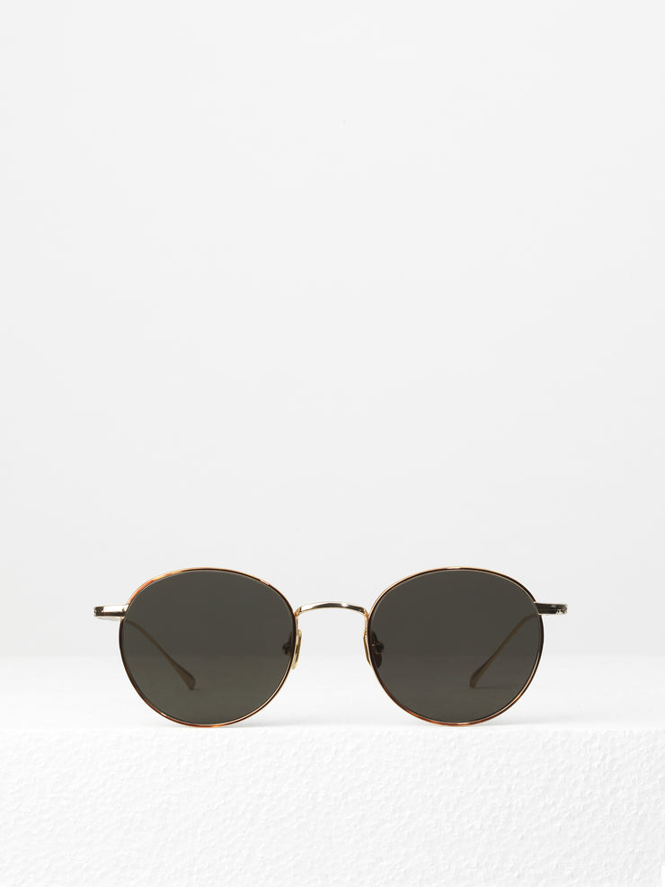 Waiting for the Sun / Louie / Pale Gold Tortoise with Black