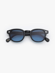 Moscot / Lemtosh / Black With Denim Blue - I Visionari