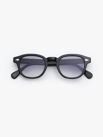 Moscot / Lemtosh / Black With American Grey Fade - I Visionari