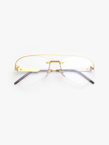 SO.YA / Rick / Gold Matte - I Visionari