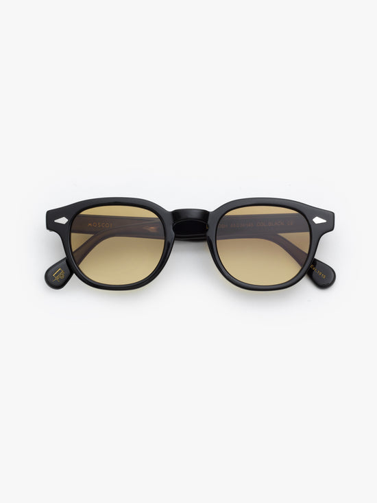 Moscot / Lemtosh / Black With Chestnut Fade - I Visionari
