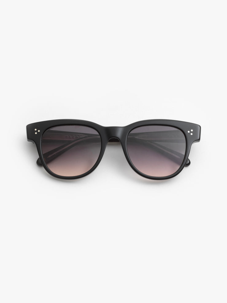GLCO X Ulla Johnson collab / Phaedra With Semi Flat Purple Gradient - I Visionari