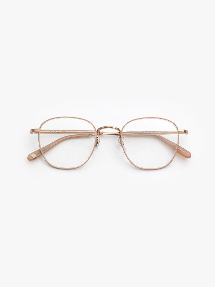 Garrett Leight / Grant M / Rose Gold Dove - I Visionari