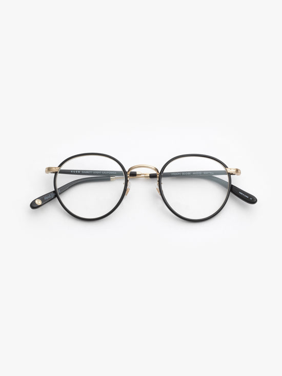 Garrett Leight / Wilson / Black Gold