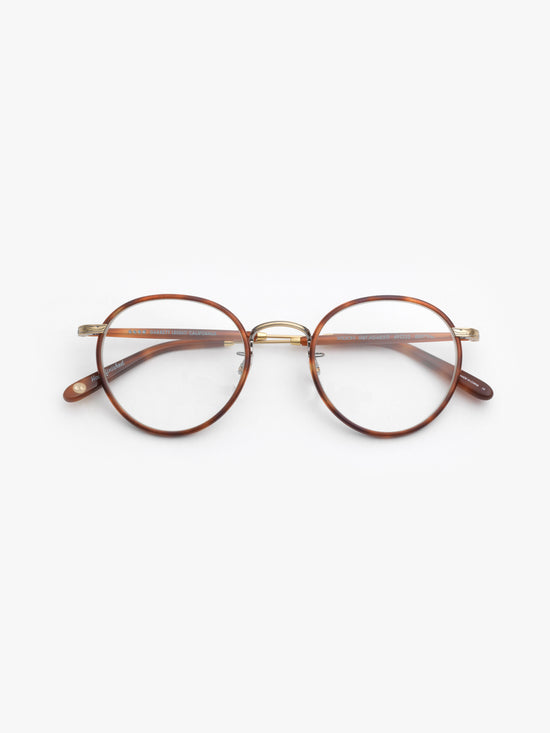 Garrett Leight / Wilson / Matte Butterscotch Antique
