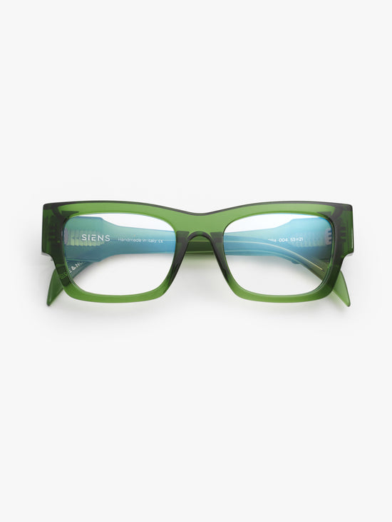 Siens / Eye Code 084 / Transparent Green