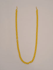 I Visionari / Small Oval / Yellow