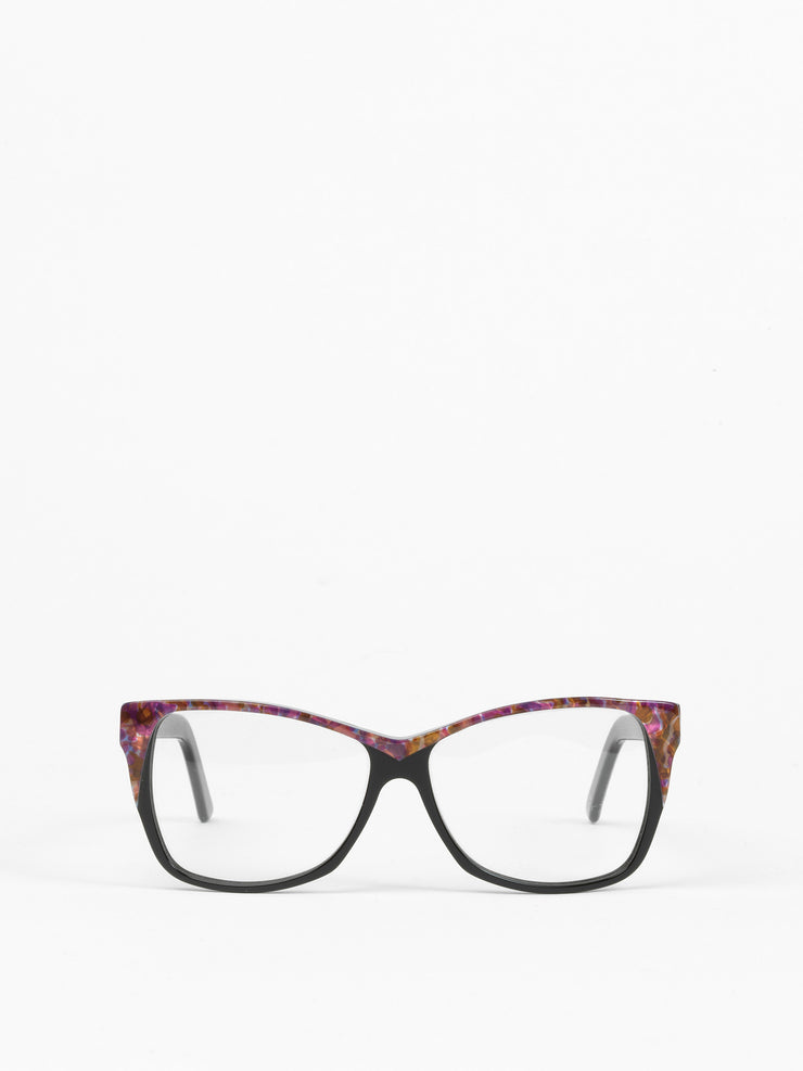 Andy Wolf / 5012 / Black and Fuchsia Mother of Pearl - I Visionari