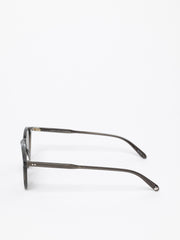 Garrett Leight / Hampton / Black Glass