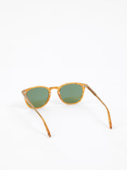 2145b4cdea Garrett Leight   Kinney   Butterscotch With Pure Green Glass - I Visionari