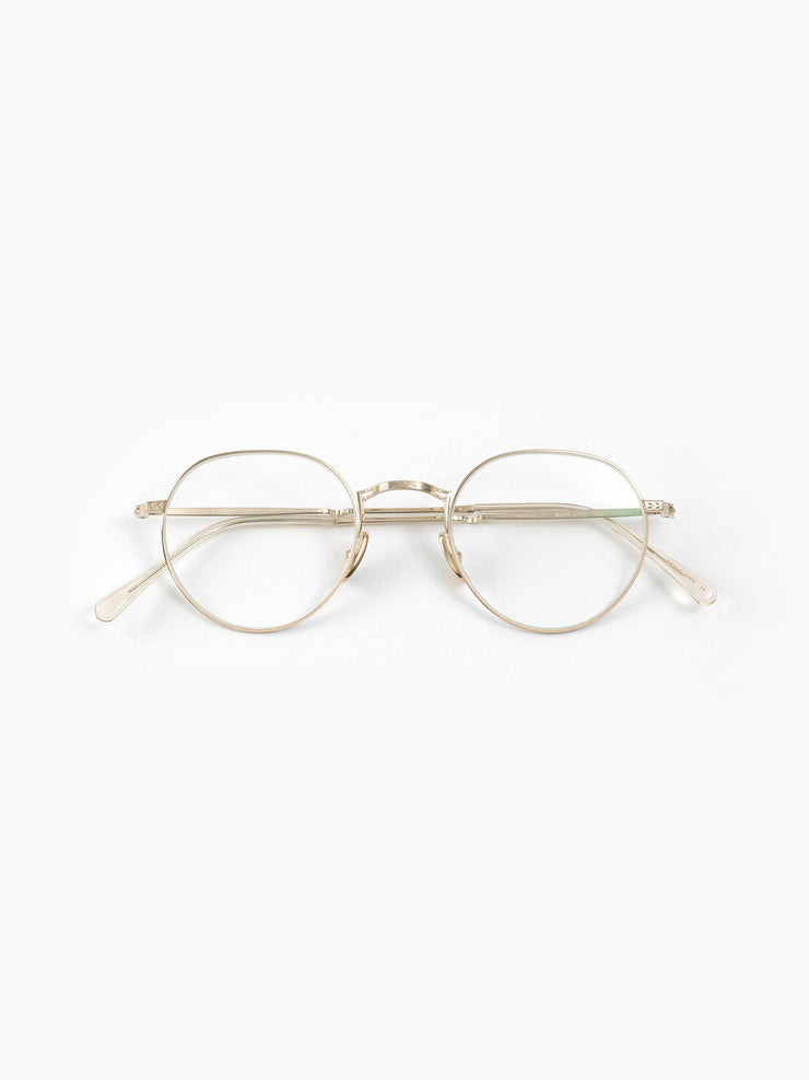 Mr. Leight / Hachi C / 12K White Gold