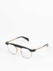 Siens / Eye Code 018 / Matte Black and Copper