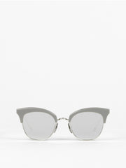Thom Browne / 507 / White + Grey - I Visionari