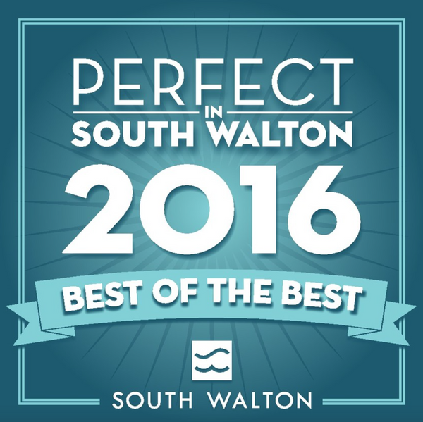 Perfect in South Walton 2016