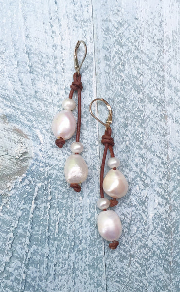 Tiny Bubbles Duet Earrings
