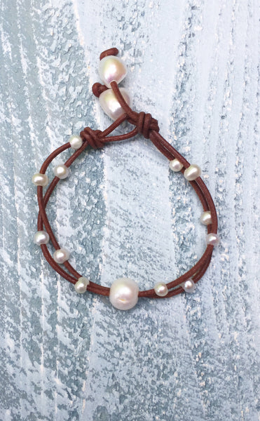 Tiny Bubbles Bracelet | Allison Craft Designs