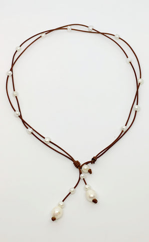 Savannah Necklace | Allison Craft Designs