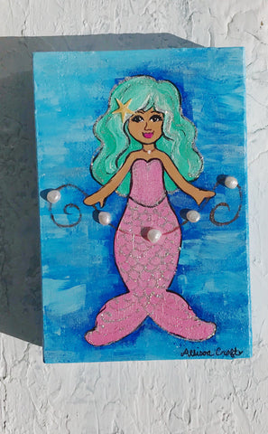 Mermaid Kisses Painting 3