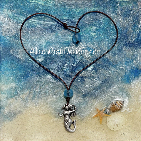 Siren's Heart Necklace