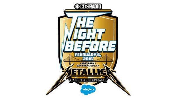 "Metallica's ""The Night Before"" Concert"